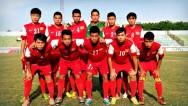 Áo bóng đá U19 Việt nam đỏ