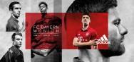 Áo bóng đá Bayern Munich đỏ 2016 2017