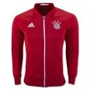 Áo khoác bóng đá Bayern Munich đỏ 2016 2017