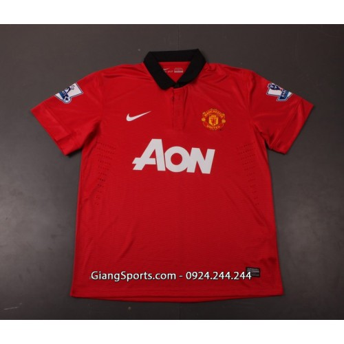 Áo Manchester United đỏ 2014 - MADE IN THAILAND